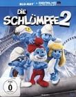 DIE SCHLÜMPFE 2 - BLU-RAY - Komödie