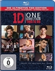 ONE DIRECTION - THIS IS US - BLU-RAY - Musikfilm