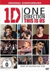 ONE DIRECTION - THIS IS US - DVD - Musikfilm