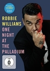 ROBBIE WILLIAMS - ONE NIGHT AT THE PALLADIUM - DVD - Musik