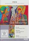DIE GROSSEN DER MODERNE: PICASSO/BONNARD/MATISSE - DVD - Kunst