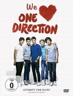 ONE DIRECTION - WE LOVE ONE DIRECTION - DVD - Musik