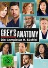 GREY`S ANATOMY - STAFFEL 9 [6 DVDS] - DVD - Unterhaltung