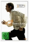 12 YEARS A SLAVE - DVD - Unterhaltung