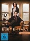 ELEMENTARY - SEASON 1.1 [3 DVDS] - DVD - Thriller & Krimi
