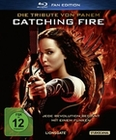 DIE TRIBUTE VON PANEM - CATCHING FIRE - FAN ED. - BLU-RAY - Science Fiction