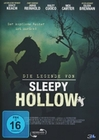 DIE LEGENDE VON SLEEPY HOLLOW - DVD - Thriller & Krimi