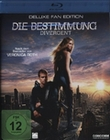 DIE BESTIMMUNG - DIVERGENT - DELUXE FAN EDITION - BLU-RAY - Science Fiction