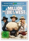 A MILLION WAYS TO DIE IN THE WEST - DVD - Komödie