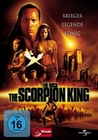 THE SCORPION KING - DVD - Abenteuer