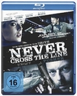 NEVER CROSS THE LINE - UNCUT - BLU-RAY - Thriller & Krimi