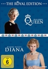 THE ROYAL EDITION - DIE QUEEN/LADY DIANA [2DVD] - DVD - Film-Biographie