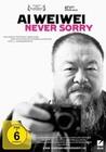 AI WEIWEI: NEVER SORRY (OMU) - DVD - Soziales