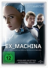 EX MACHINA - DVD - Science Fiction