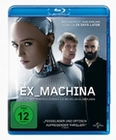 EX MACHINA (INKL. DIGITAL ULTRAVIOLET) - BLU-RAY - Science Fiction