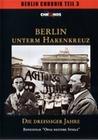 BERLIN UNTERM HAKENKREUZ - DIE 30ER JAHRE - DVD - Geschichte