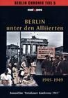 BERLIN UNTER DEN ALLIIERTEN 1945-1949 - DVD - Geschichte