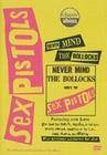 SEX PISTOLS - NEVER MIND THE BOLLOCKS - DVD - Musik
