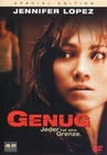 GENUG [SE] - DVD - Thriller & Krimi
