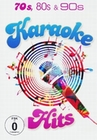 70`s, 80s, 90s Karaoke Hits [3 DVDs]