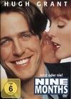 NINE MONTHS - DVD - Komödie