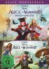 Alice im Wunderland 1+2 [2 DVDs]