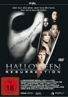 HALLOWEEN: RESURRECTION - DVD - Horror