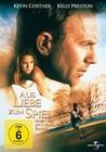 AUS LIEBE ZUM SPIEL - DVD - Unterhaltung