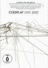 COLDPLAY - LIVE 2003 (+ CD) - DVD - Musik