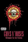 GUNS N` ROSES - WELCOME TO THE VIDEOS - DVD - Musik