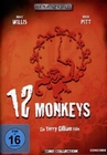 12 MONKEYS (REMASTERED) - DVD - Science Fiction