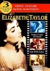 ELIZABETH TAYLOR - 3 FULL LENGTH FILMS - DVD - Unterhaltung