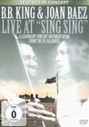 B.B. KING & JOAN BAEZ - LIVE AT SING SING - DVD - Musik