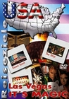 USA - LAS VEGAS/IT`S MAGIC - DVD - Reise