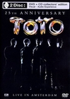 TOTO - LIVE IN AMSTERDAM [CE] (+ CD) - DVD - Musik