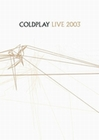 COLDPLAY - LIVE 2003 - DVD - Musik