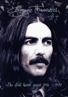 GEORGE HARRISON - THE DARK HORSE YEARS 1976-1992 - DVD - Musik