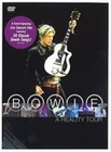 DAVID BOWIE - A REALITY TOUR - DVD - Musik