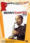 BENNY CARTER - NORMAN GRANZ` JAZZ IN MONTREUX - DVD - Musik
