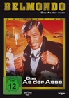 DAS AS DER ASSE - BELMONDO - DVD - Action