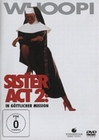 SISTER ACT 2 - IN GÖTTLICHER MISSION - DVD - Komödie