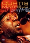 CURTIS MAYFIELD - LIVE AT MONTREUX 1987 - DVD - Musik