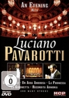 LUCIANO PAVAROTTI - AN EVENING WITH LUCIANO P. - DVD - Musik