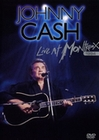 JOHNNY CASH - LIVE AT MONTREUX 1994 - DVD - Musik