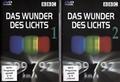 DAS WUNDER DES LICHTS - TEIL 1+2 [2 DVDS] - DVD - Wissenschaft