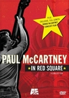 PAUL MCCARTNEY - IN RED SQUARE/LIVE - DVD - Musik
