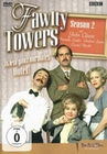 FAWLTY TOWERS - SEASON 2 - DVD - Komödie