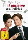 EIN CONCIERGE ZUM VERLIEBEN - DVD - Komödie