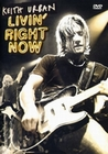 KEITH URBAN - LIVIN` RIGHT NOW - DVD - Musik