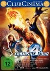 FANTASTIC FOUR - DVD - Science Fiction
